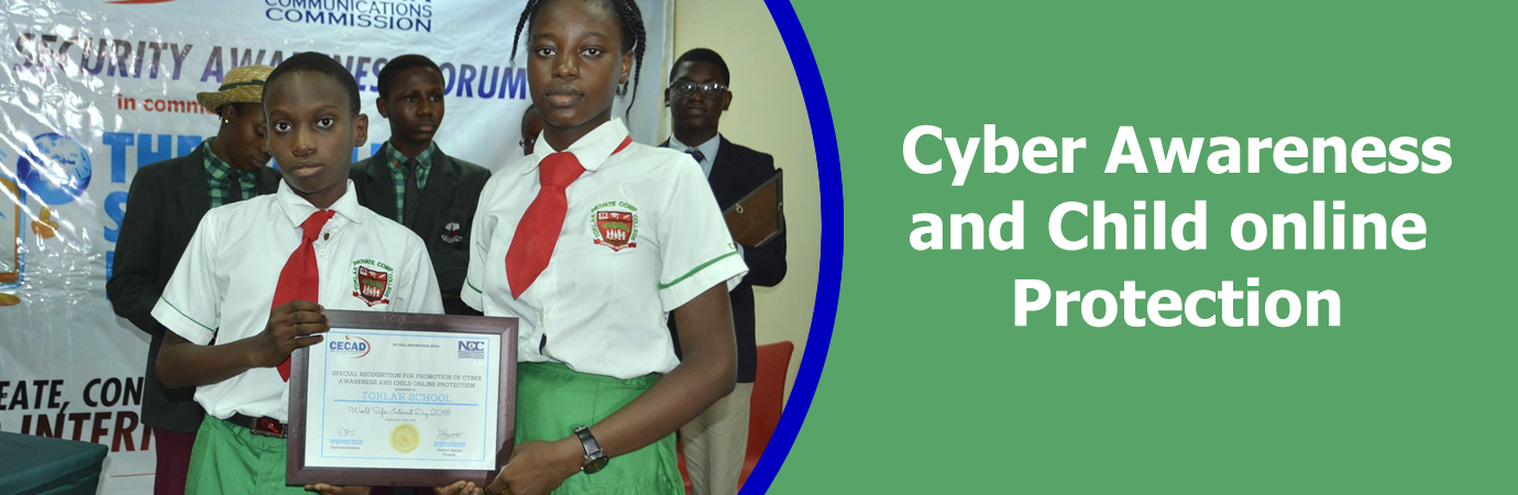 cyber awarness and child online protection